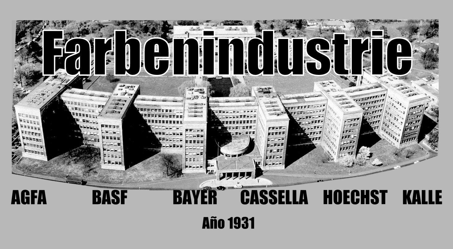 JAV finansavo nacistinės Vokietijos pramonės militarizavimą